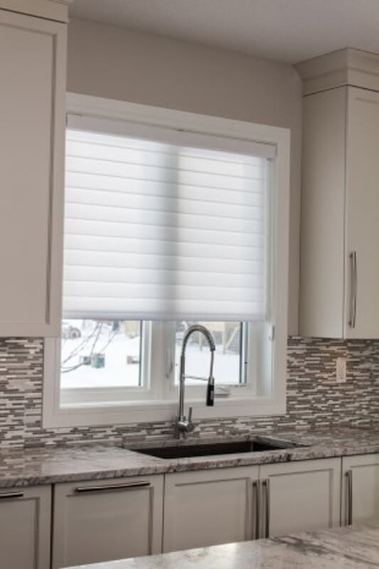 Kitchen Sink Blinds