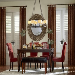 Long Dining Curtains