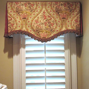 Decorative Blind Cover