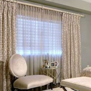 Bedroom Drapes