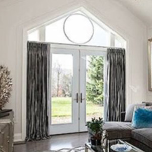 Patio Door Drapes